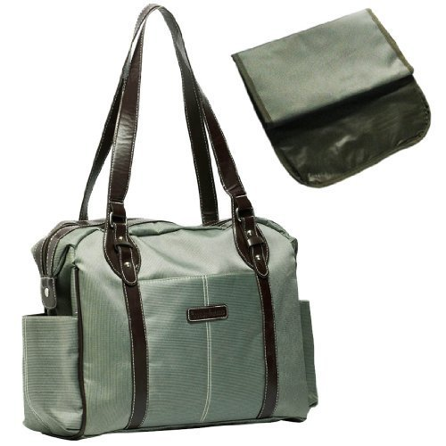 kf-baby-swank-diaper-bag-army-green-with-changing-pad-and-kilofly-mini-gift-for-you-card