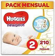 HUGGIES Huggies Newborn Pañales