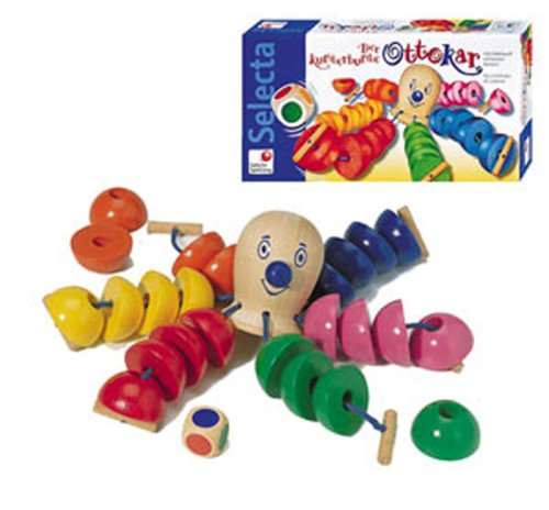"Selecta 25479"" The Colourful Ottokar Educational Game"