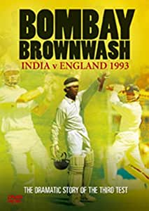Bombay Brownwash - India vs England 1993 [DVD]