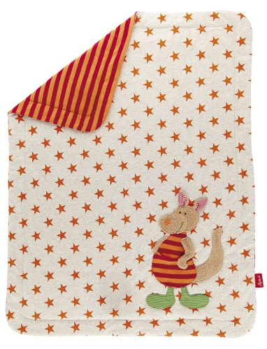 Preisvergleich Produktbild sigikid 40779 Decke Honey Stripes