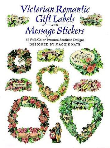Preisvergleich Produktbild Victorian Romantic Gift Labels: 48 Full-Colour Pressure-Sensitive Designs (Press-On Labels--Large-Format)
