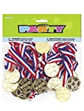 Winners Medals Party Bag Fillers, Pack of 24 - Unique Party - amazon.co.uk
