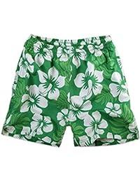 Kinder / Jungen / Teenager Badehose Badeshorts Cool Lässig verschiedene angesagte Trendfarben Sommer Strand 1101Ki-f5147