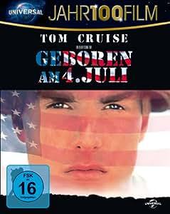 Geboren am 4. Juli - Jahr100Film [Blu-ray]