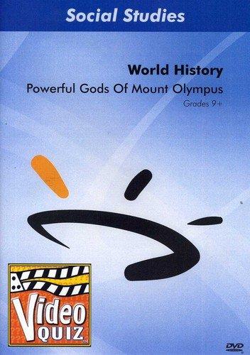 Powerful Gods of Mount Olympus Video Quiz [DVD] [Import] Mount Olympus