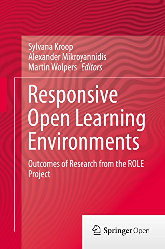 Responsive Open Learning Environments: Outcomes of Research from the ROLE Project