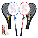 #10: Silver's SIL-970 COMBO2 Badminton Kit