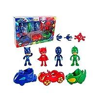 PJ Masks Cars and Action Figure Set