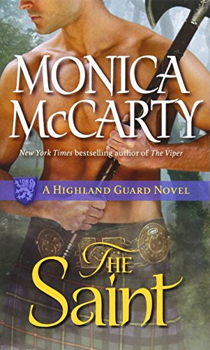 The Saint (Highland Guard Novel)