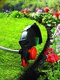 Black+Decker Elektro-Motorsense (800W, mit E-Drive Technologie, Kantenschnittfunktion, 6 Hochleistungsfäden) GL8033, schwarz orange - 10