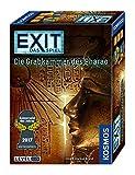 KOSMOS Spiele 692698 - Exit - Das Spiel, Die Grabkammer des Pharao, Kennerspiel des Jahres 2017 Bild