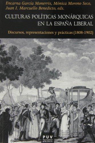Culturas políticas monárquicas en la españa liberal (Història)