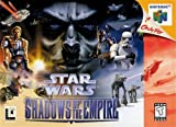 Star wars shadows of the empire - Nintendo 64 - PAL -