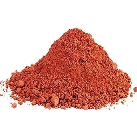 Maschera Argilla Rossa Illite 180 g pura e naturale