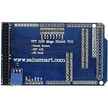 SainSmart TFT - Módulo LCD para placas Arduino Mega 2560 R3 1280 A082 Plug
