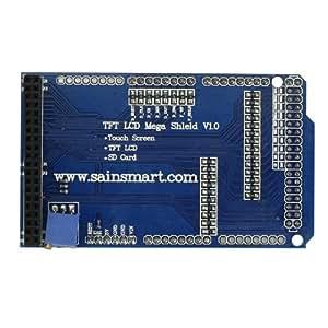 SainSmart TFT LCD Shield réglable pour Arduino Mega 2560 R3 1280 A082 Branchez