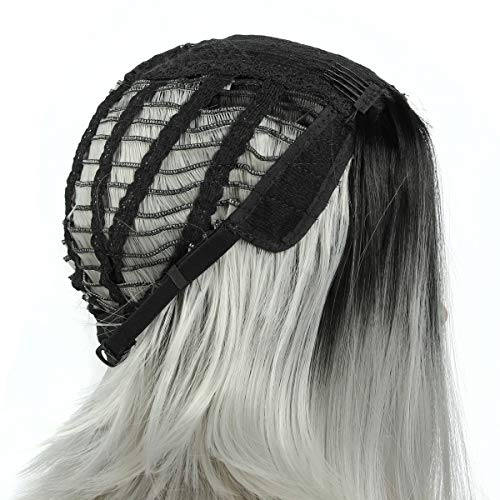 Zoom IMG-3 urembo parrucca con capelli sintetici