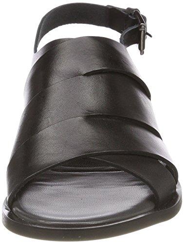 Colore Alla Biz Sandali florida Classico Cinturino Donna Hester Scarpe Di Caviglia Nero Di wCqXxqzpd