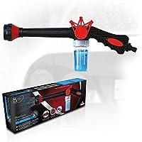 Pulitore ad alta pressione pistola di lavaggio con ugello schiuma 8impostazioni di Spray e integrata