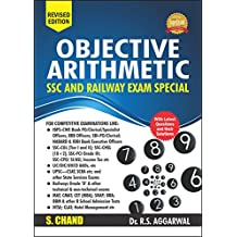 Objective Arithmetic (SSC and Railway Exam Special) (R.S. Aggarwal)