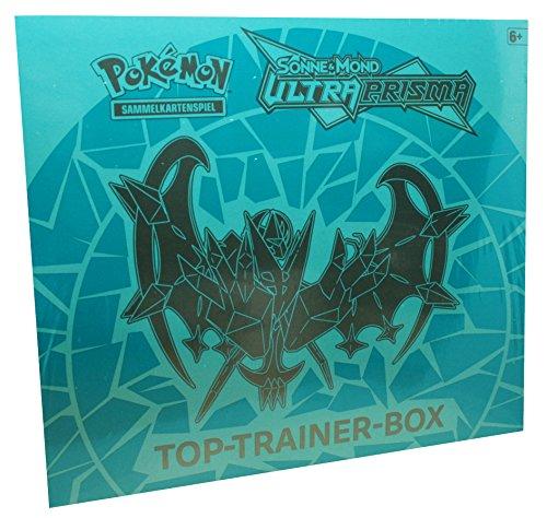 Sonne und Mond Serie 5 - Ultra-Prisma Top-Trainer Box BLAU - Deutsch