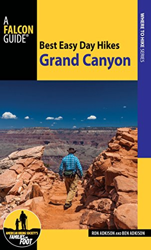 Best Easy Day Hikes Grand Canyon National Park (Best usato  Spedito ovunque in Italia