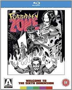 Forbidden Zone (Arrow Video) Limited Edition [Blu-ray] [1982]
