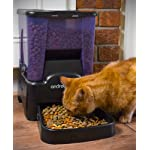 Andrew James Automatic Pet Feeder | Extra Large Pet Food Dispenser with Timer | 10.6L 90 Day Capacity | 10 Portion Sizes… 12