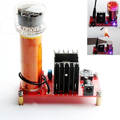 dikavs DIY Mini Musik Tesla Coil Kit