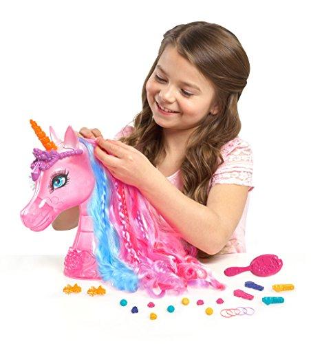 IMC-Toys-784727BA3-Barbie-Unicorn-Styling-Kopf