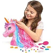 IMC Toys - Maniquí para peinar y maquillar Barbie (784727)