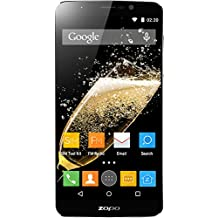 ZOPO ZP951 Speed 7 16GB 4G Negro - Smartphone (SIM doble, Android, GSM, WCDMA, LTE, Micro-USB)