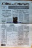 journal des combattants no 2042 du 18 07 1987 un fait peu connu de la seconde guerre mondiale l histoire de voytek l ours artilleur de la campagne d italie 1943 1944 un etrange officier de la wehrmacht le colonel wachtel par lucien simon