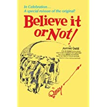 Ripley's Believe It or Not!: In Celebration... A special reissue of the original! (RBI Book 1) (English Edition)
