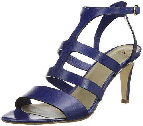 Noe Antwerp Numa Sandal, Spartiates femme Bleu - Blau (TRUE BLUE)