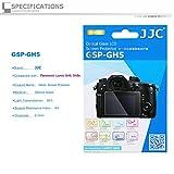 PROfoto.Trend/JJC Protector de Pantalla LCD de Cristal Líquido óptico para Panasonic Lumix GH5