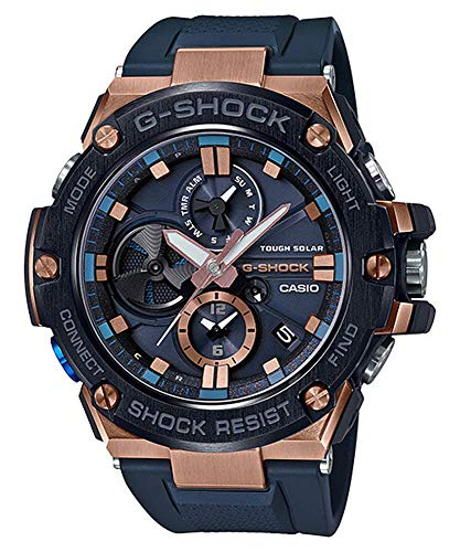 Casio G-Shock Steel Bluetooth GST-B100G-2AER