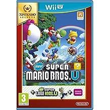 New Super Mario Bros. U Plus New Super Luigi U Select (Nintendo Wii U) - [Edizione: Regno Unito]