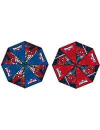 Paraguas Spiderman Marvel automatico 48cm surtido