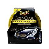Meguiar's 2X MEGUIARS 650031 Gold Class Carnauba Plus Premium Wax Paste Autowachs 311g