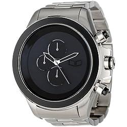 Vestal ZR3024 - Reloj de Pulsera Hombre, Acero Inoxidable, Color Plata