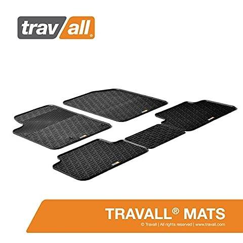 Tapis de sol en caoutchouc sur mesure - Travall® Mats TRM1043