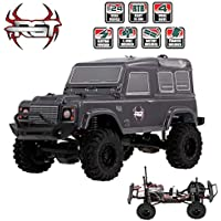 136240 Remote Controlled Car Crawler Rock Buggy Truck RGT 1/24 2.4G 4WD 15KM/H RC Rock Caterpillar Monster Buggy HSP Car Joke Toy - Compare prices on radiocontrollers.eu