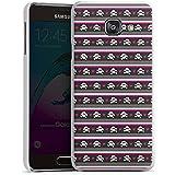 Samsung Galaxy A3 (2016) Housse Étui Protection Coque Crâne Motif Points