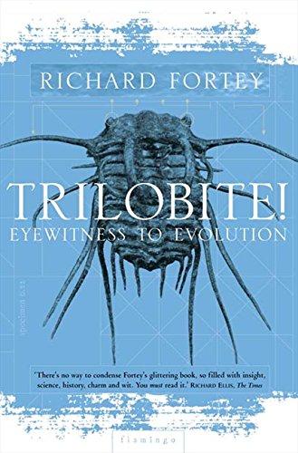 Trilobite! por Richard Fortey