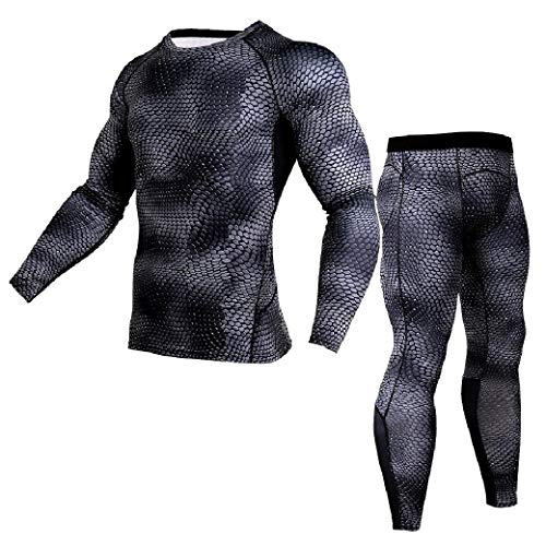 CuteRose Mens Floral Printed Bodysuit Stretch Fast Dry Compression Baselayer 5 XS Juicy Velour Hoodie