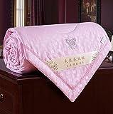 Leoie Artificial Silk Filled Comforter Quilt Duvet Coverlet Blanket for Summer Autumn Amazon Rs. 1339.00
