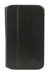 Tucano TAB LS38 relief regard étui en cuir pour Samsung Tab 20.3 3 cm (8 pouces) avec 2 fonctions de suppléants sur fond Noir