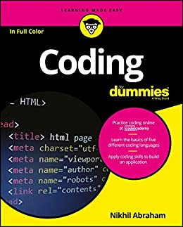 Coding For Dummies (For Dummies (Computer/Tech)) (English Edition)